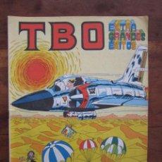 BDs: TBO EXTRA GRANDES EXITOS. BUIGAS 1976. Lote 230973115