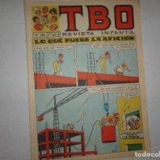 Tebeos: TBO Nº 686 - LO QUE PUEDE LA AFICCIÓN -. Lote 231753085