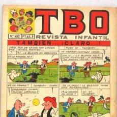 BDs: TBO REVISTA INFANTIL - Nº 682 - TAMBIEN CLARO - COMIC. Lote 235071075