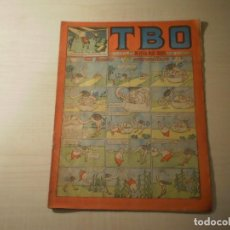 Tebeos: TBO Nº 137 (1957). Lote 235734130