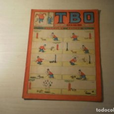 Tebeos: TBO Nº 134 (1957). Lote 235903065