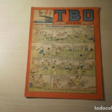 Tebeos: TBO Nº 140 (1957). Lote 235903500
