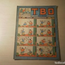 Tebeos: TBO Nº 188 (1959). Lote 235904280