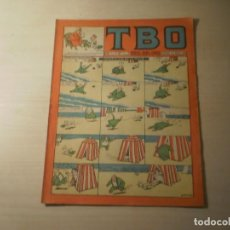 Tebeos: TBO Nº 167 (1958). Lote 235904470