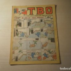 Tebeos: TBO Nº 166 (1958). Lote 235908610