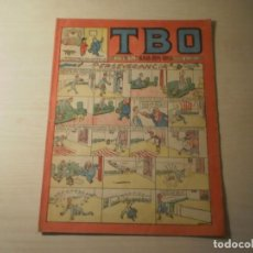 Tebeos: TBO Nº 164 (1958). Lote 235908980