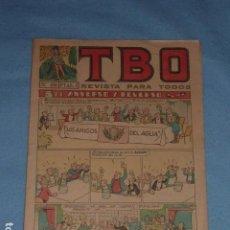 Tebeos: TBO ORIGINAL Nº 396 PTAS. 3 ANVERSO Y REVERSO LOS AMIGOS DEL AGUA. Lote 235962995