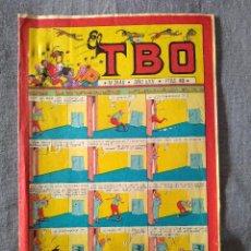 Tebeos: EL TBO Nº 2440 AÑO LXV. Lote 236899505