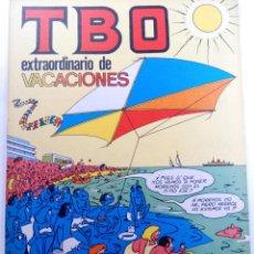 Tebeos: TBO EXTRAORDINARIO DE VACACIONES - VERANO 1976 (SIN USAR, DE DISTRIBUIDORA). Lote 237458335
