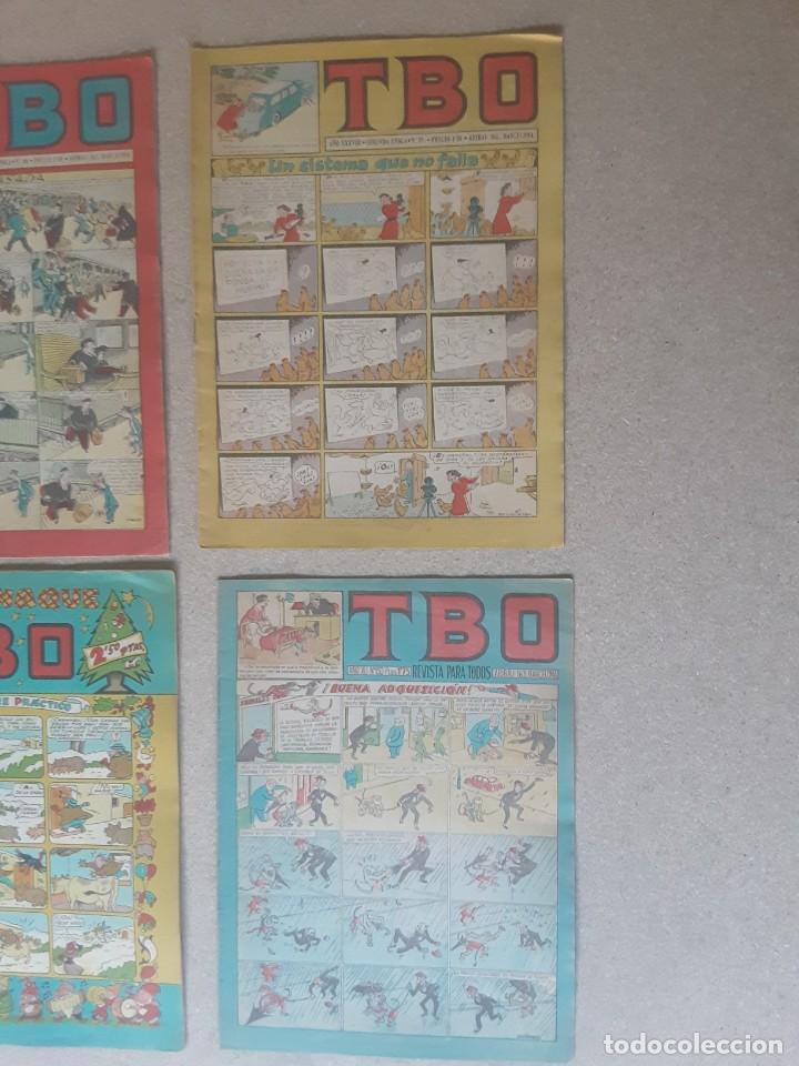 Tebeos: Tiras comicas almanaque tbo antiguos - Foto 2 - 238076320