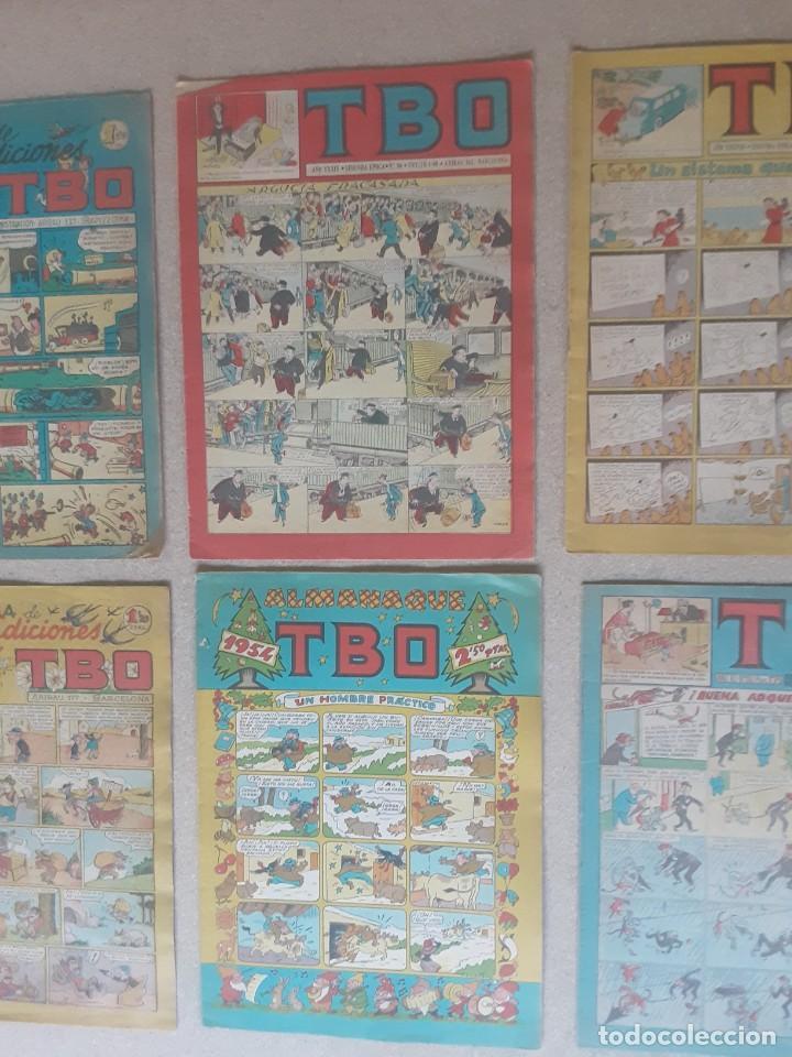Tebeos: Tiras comicas almanaque tbo antiguos - Foto 3 - 238076320