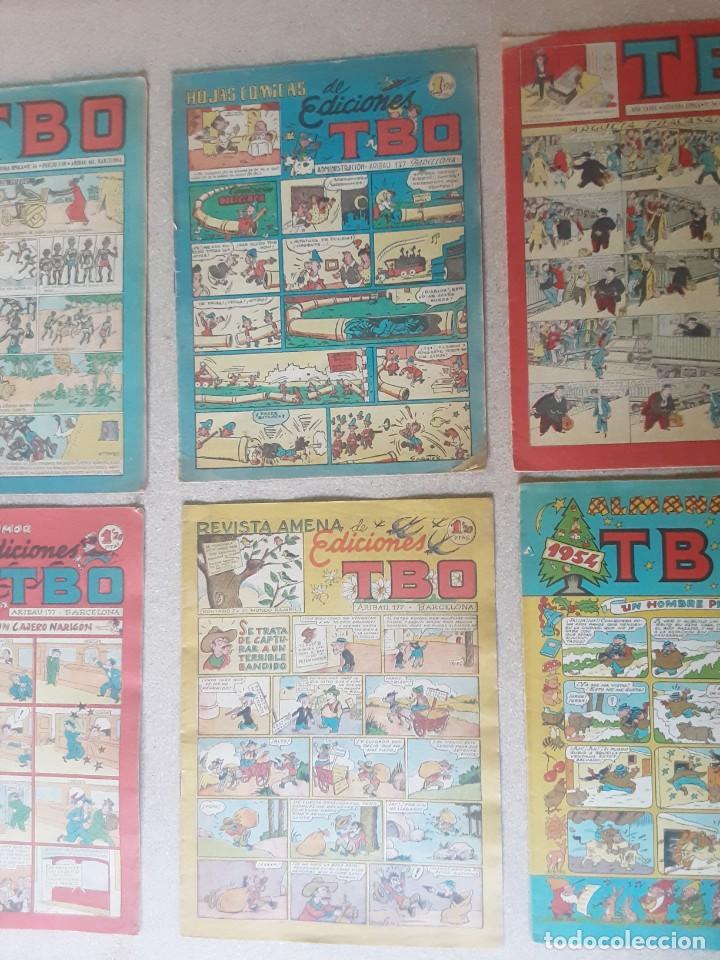 Tebeos: Tiras comicas almanaque tbo antiguos - Foto 4 - 238076320
