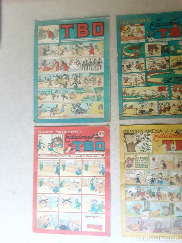 Tebeos: Tiras comicas almanaque tbo antiguos - Foto 5 - 238076320
