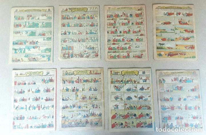 Tebeos: Tiras comicas almanaque tbo antiguos - Foto 6 - 238076320