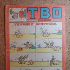 Tebeos: TEBEO TBO DEL AÑO XLII Nº 165. Lote 241135535