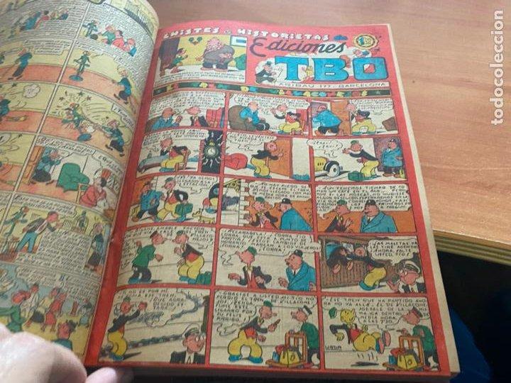 Tebeos: TBO TOMO CON 78 EJEMPLARES ALMANAQUE 1950 1951 1952 HUMORISTICO 53 Y 74 NO NUMERADOS (COIB191) - Foto 11 - 241651165