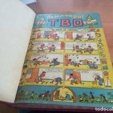 Tebeos: TBO TOMO CON 29 EJEMPLARES ALMANAQUE 1959 HUMORISTICO 1959 Y 1960 NUMERADOS 179 A 204 (COIB192). Lote 241678590