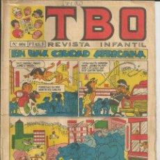 Tebeos: TBO Nº 604 - BUIGAS, MAYO 1969. Lote 242172670