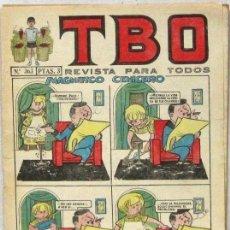 BDs: TBO - REVISTA INFANTIL - Nº 363 - COMIC. Lote 243144770