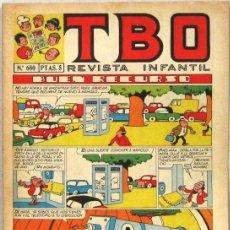 BDs: TBO - REVISTA INFANTIL - Nº 680 - COMIC. Lote 243169945