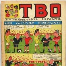 BDs: TBO - REVISTA INFANTIL - Nº 695 - COMIC. Lote 243170905