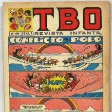 BDs: TBO - REVISTA INFANTIL - Nº 696 - COMIC. Lote 243171075