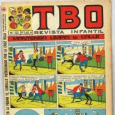 BDs: TBO - REVISTA INFANTIL - Nº 722 - COMIC. Lote 243171750