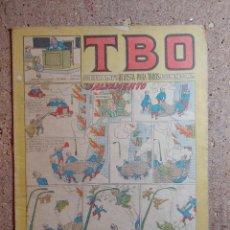 Tebeos: TEBEO TBO DEL AÑO XLI Nº 133. Lote 243876575