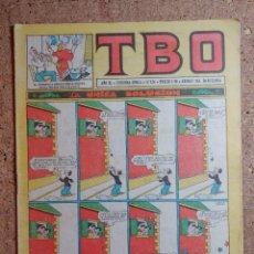 Tebeos: TEBEO TBO DEL AÑO XL Nº 124. Lote 243877325