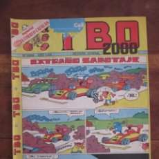 Livros de Banda Desenhada: TBO 2000 Nº 2349. AÑO LXIII. Lote 244727845