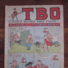 Tebeos: TBO Nº 350 BUIGAS. Lote 244733520
