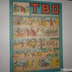 Tebeos: TBO Nº 43 SEGUNDA ÉPOCA - 1954 - LO QUE PUEDE EL MIEDO - 1.30 PTAS -. Lote 244913210