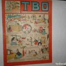 Tebeos: TBO SEGUNDA ÉPOCA Nº 50 - MOMENTOS DE ANGUSTIA - 1954 - 1.30 PTS -. Lote 245482600