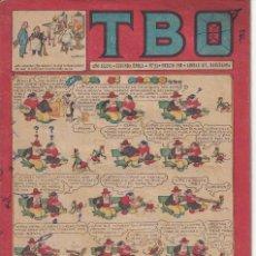 Tebeos: T B O : NUMERO 11 POR SI ACASO... , EDITORIAL BUIGAS. Lote 246103920