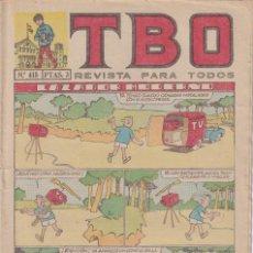 Tebeos: T B O : NUMERO 415 CAZADOR MODERNO , EDITORIAL BUIGAS. Lote 246105160