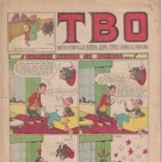 Tebeos: T B O : NUMERO 247 CUANDO MENOS SE PIENSA... , EDITORIAL BUIGAS. Lote 246110980