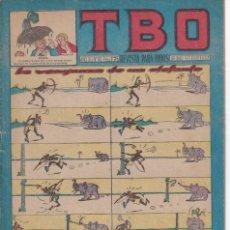Tebeos: T B O : NUMERO 141 LA VENGANZA DE UN ELEFANTE, EDITORIAL BUIGAS. Lote 246111690