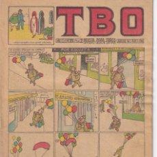 Tebeos: T B O : NUMERO 285 POR EGOISTA, EDITORIAL BUIGAS. Lote 246112320