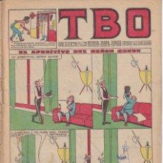 Tebeos: T B O : NUMERO 218 ,EL APERITIVO DEL SEÑOR CONDE, EDITORIAL BUIGAS. Lote 246112875