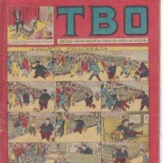 Tebeos: T B O : NUMERO 86 ARGUCIA FRACASADA , EDITORIAL BUIGAS. Lote 246115055