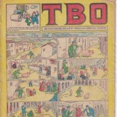 Tebeos: T B O : NUMERO 97 EN LA BELLOTERA , EDITORIAL BUIGAS. Lote 246115375