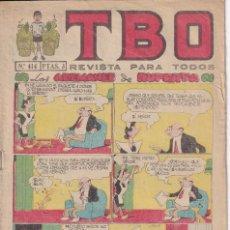 Livros de Banda Desenhada: T B O : NUMERO 414 LOS ADEMANES DE RUPERTA , EDITORIAL BUIGAS. Lote 246277345
