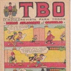 Tebeos: T B O : NUMERO 464 DEBIO APLICARSE EL CONSEJO , EDITORIAL BUIGAS. Lote 246283845
