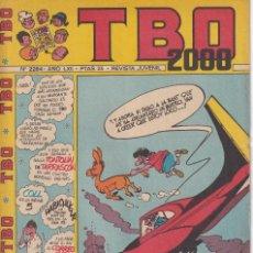 Tebeos: T B O 2000 : NUMERO 2284 , EDITORIAL BUIGAS. Lote 246286165