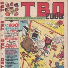 Tebeos: T B O 2000 : NUMERO 2134 , EDITORIAL BUIGAS. Lote 246286565