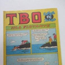 Tebeos: TBO EXTRA JUNIO ISLA FLOTANTE BUIGAS ARX75. Lote 246325955