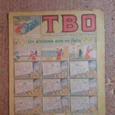 Tebeos: TEBEO TBO DEL AÑO XXXVIII Nº 55. Lote 246659360