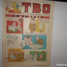 Tebeos: TBO Nº 217 - CIRUGIA ESTÉTICA - 2 PTAS -. Lote 251071815