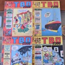 Tebeos: LOTE 4 EJEMPLARES TBO 2221, 2222, 2240 Y 2241 - BUIGAS AÑO 1977. Lote 251349480