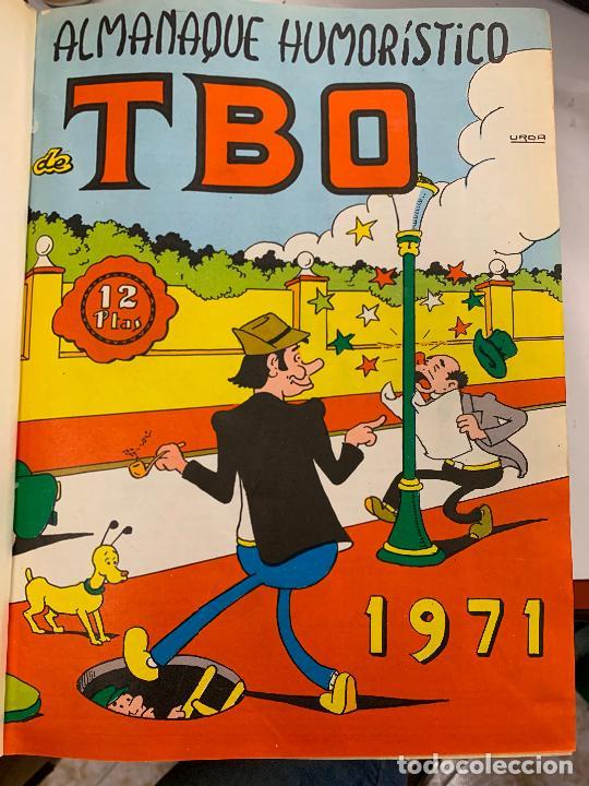 Tebeos: lote 55 tebeos TBO originales años 70, de num 689 al 740 + 4 extras especiales. Todos fotografiados - Foto 3 - 251956285